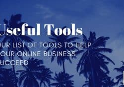 Useful Tools for Your Online Business Website