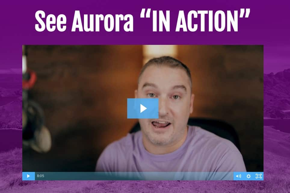 Aurora Demo Video
