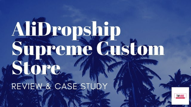 AliDropship Supreme Custom Store Review & Case Study