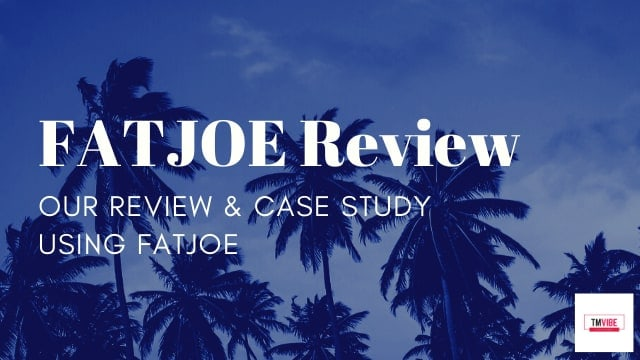FATJOE REVIEW - SEO AND CONTENT AGENCY