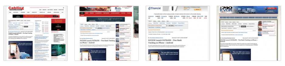 Press Release Service Examples