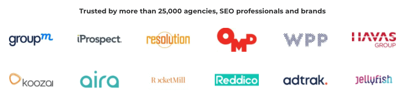 SEO Agencies that use Accuranker