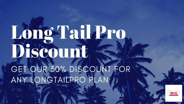 Long Tail Pro Discount Coupon